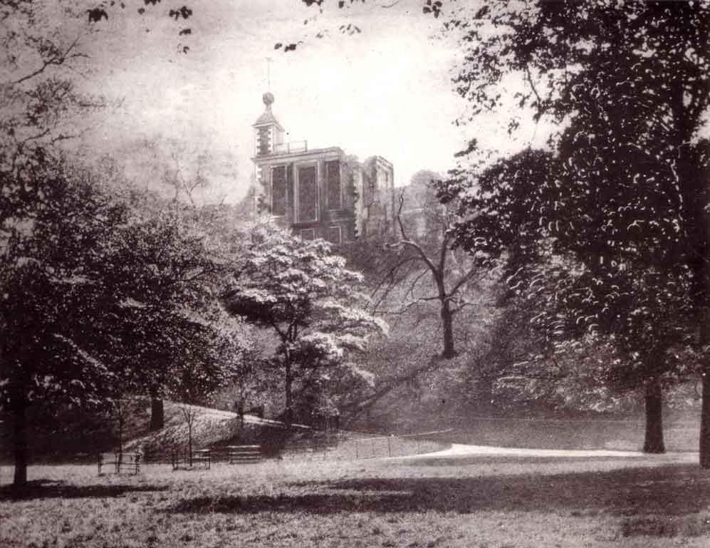 Greenwich Degree Zero – Rod Dickinson and Tom McCarthy