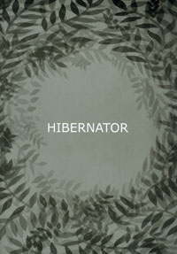 Hibernator Exhibition Catalogue cover